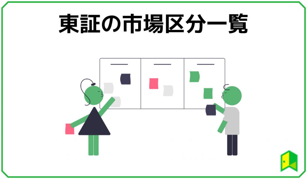 東証の市場区分